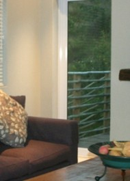 Self at Plett holiday home rental
