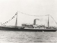 The sinking of the SS Mendi 100 years ago