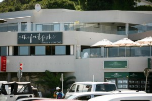 The Fat Fish restuarant on Plettenberg Bay's beachfront has been recognised as the top contributor of the StreetSmart South Africa fundraising initiative. Photo: Yolande Stander