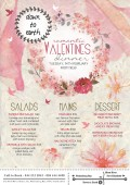 Valentine's Day specials in Plett