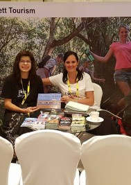 Plett Tourism represented at SA Tourism India Roadshow