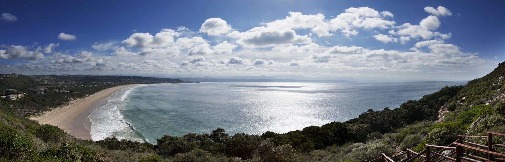 Plett view of the bay