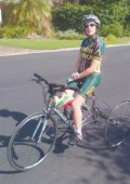 Support Plett's national para-cycling champion