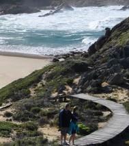 Robberg peninsula hiking and interpretation eco adventures