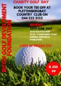 Bitou Golf Development Foundation Charity Golf Day