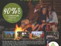 Cape Nature 40% off