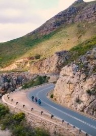 Video: The Cross Cape Cycle Route