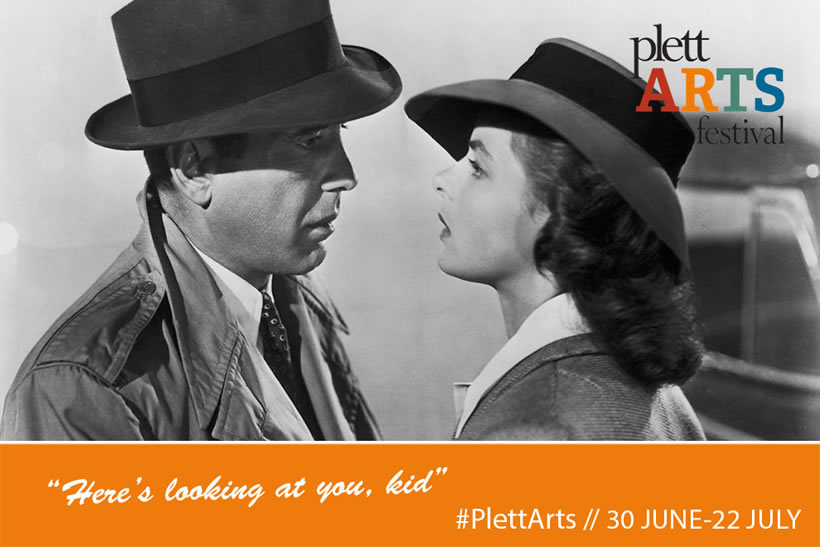 Plett Food & Film Casablanca movie