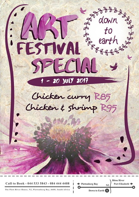 down to earth arts festival special