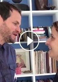 VIDEO: Nik Rabinowitz preparing for Plett ARTS Festival