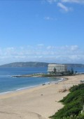 Time to upgrade Central beach in Plett