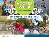 CapeNature Access Week