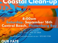Plettenberg Bay Clean Up