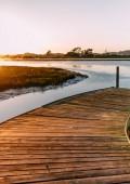 Plan a sunset picnic in Plett