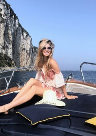 Singer Cara Frew's first holiday memory Plett
