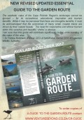 NOW OUT: A Guide to the Garden Route