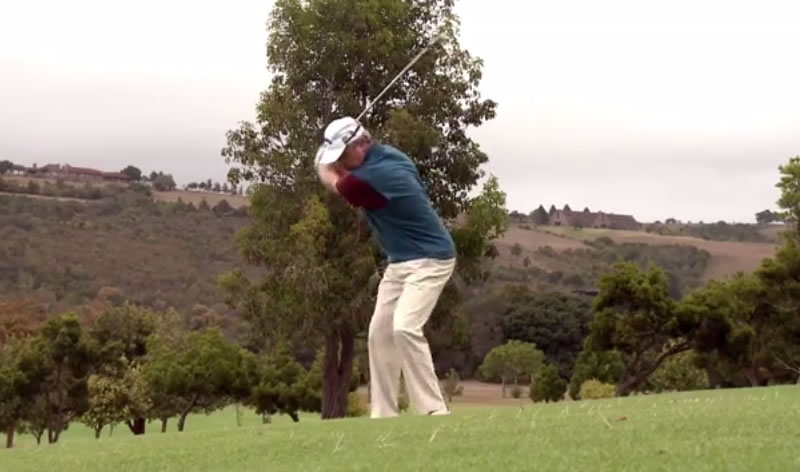 mark mcnulty video sa senior open in plett