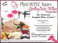 Spring into Wine Promotion