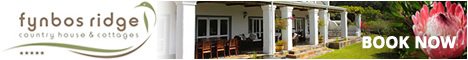 Fynbos Ridge Country House and Cottages Accommodation in Plettenberg Bay