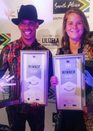 Plett members win at Lilizela Awards