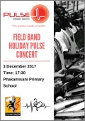 Field Band Holiday Pulse Concert