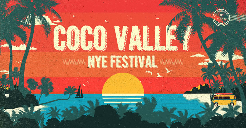 nye, plett, coco valley, plettenberg bay, new year's eve, music, event