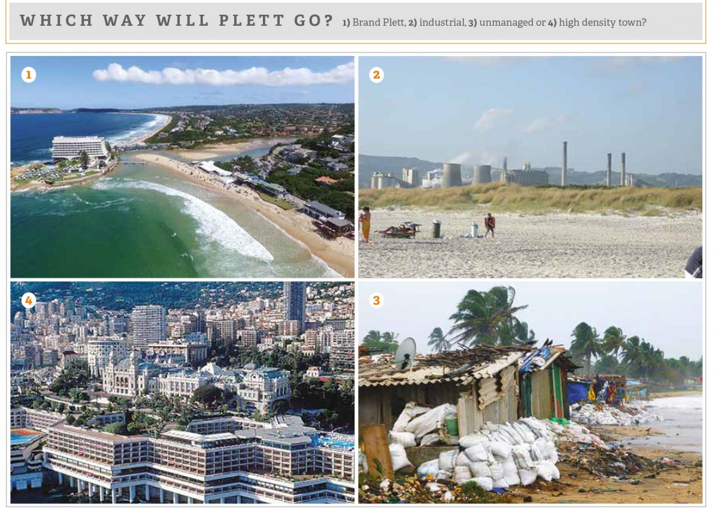 Which way will Plett go?