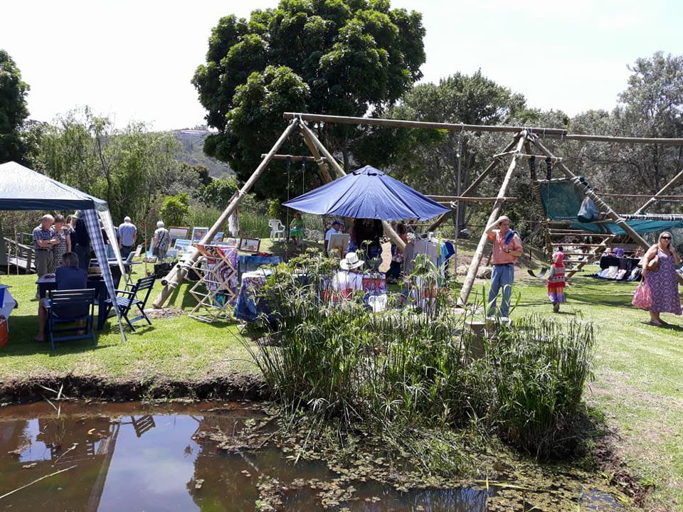 global village arts and crafts, plettenberg bay