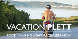Vacation Packages in Plett