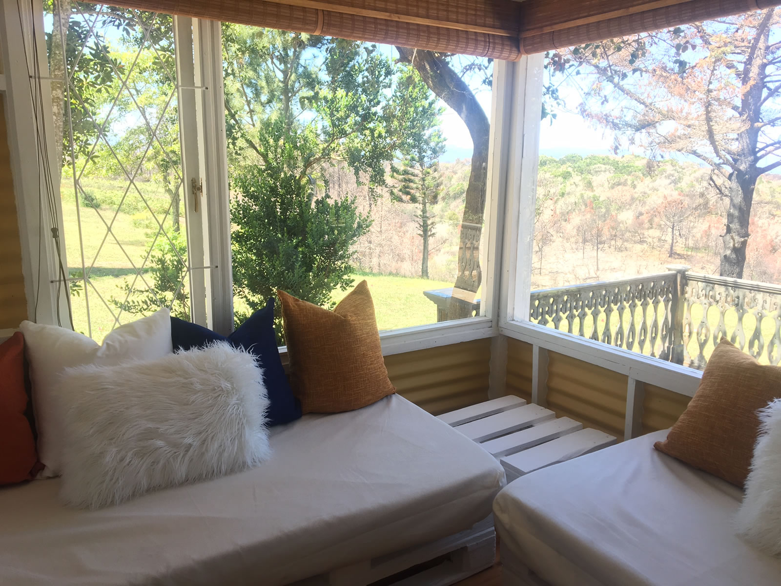 Berry Hill Estate self catering accommodation and camping in Plett