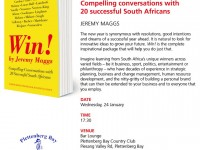 Book Launch – Win! by Jeremy Maggs