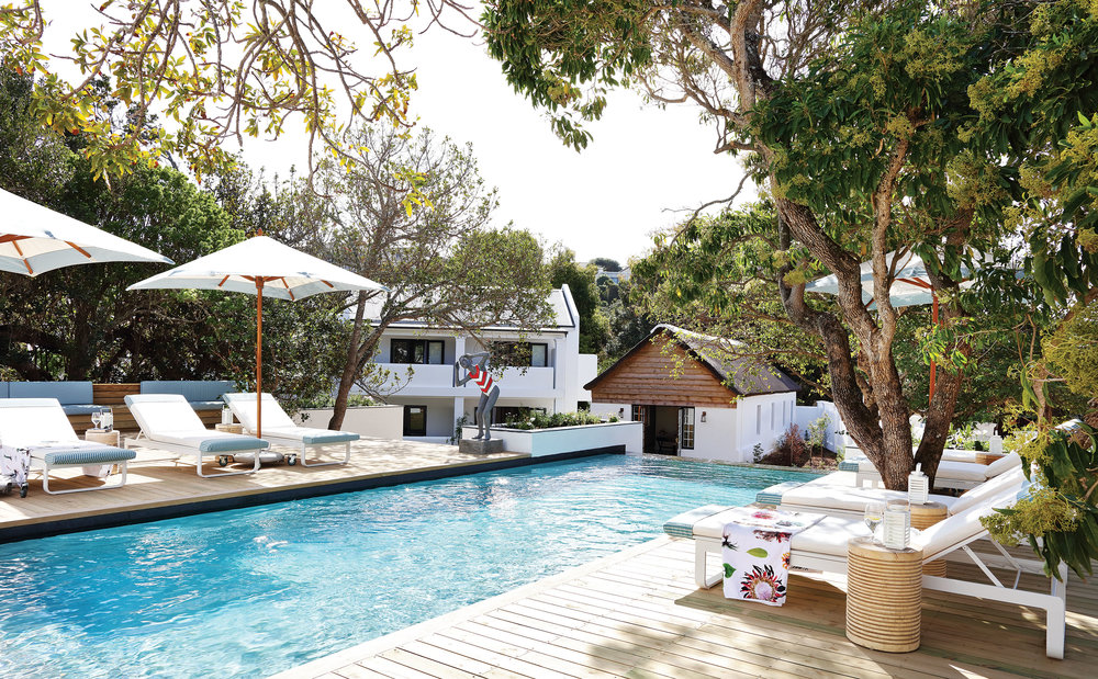 The Old Rectory in Plettenberg Bay