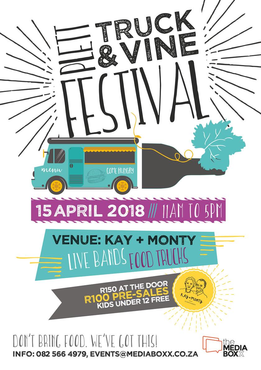 Plett Truck and Vine Festival