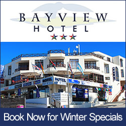 Book Now for Easter Holiday & Winter Specials at BayView Hotel in Plett