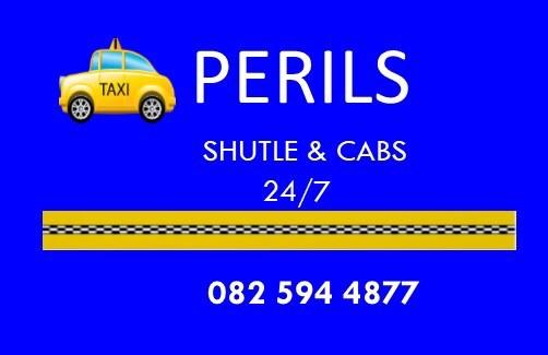 Perils Cabs in Plettenberg Bay