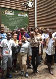 Tourism Ambassadors trained in the Garden Route