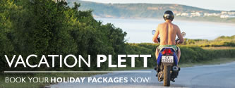 Vacation Plett - Book your holiday packages now