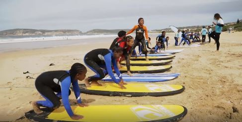 adopt a swimmer water safety plett