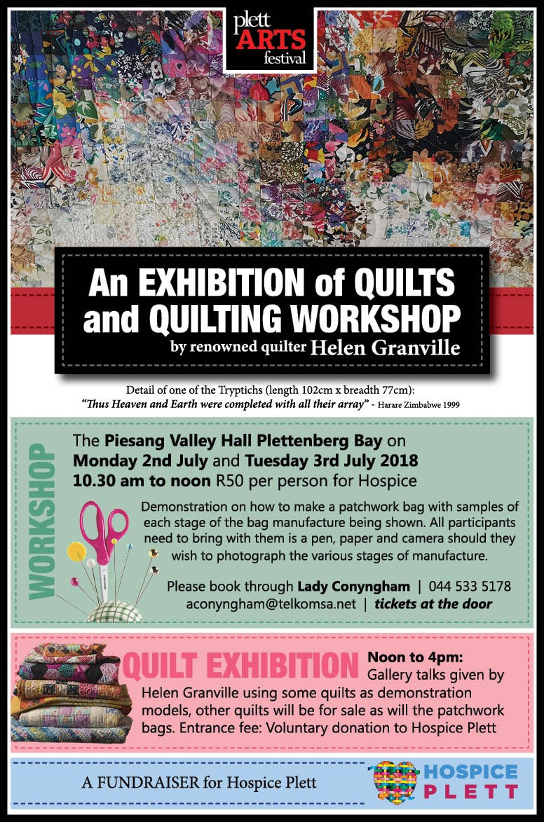 Quilting Workshop and Quilt Gallery « Quilting Workshop and