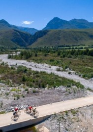 Plett the end point for world's first 7 day gravel stage race