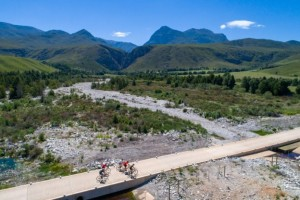 Plett will be the end point for this world first 7 day stage race which starts in Swellendam.