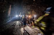 Runners on the Tsitsikamma Ultra Trail Run