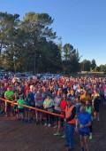 Parkrun and trail run fun in Plett