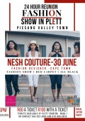 Meet Cape Town Fashion Designer Thuli Sandile at Plett 24 Hr Reunion
