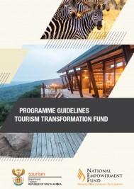 Department of Tourism offering funding in tourism sector