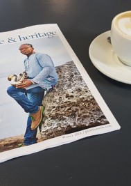 New Culture & Heritage magazine out now!