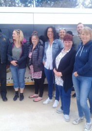 Plett Tourism, Ocean Blue & Jukani host 11 tour agents from UK