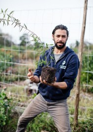 Greenpop and Raphaeli Waldorf School dig deep to bring new life to Plett