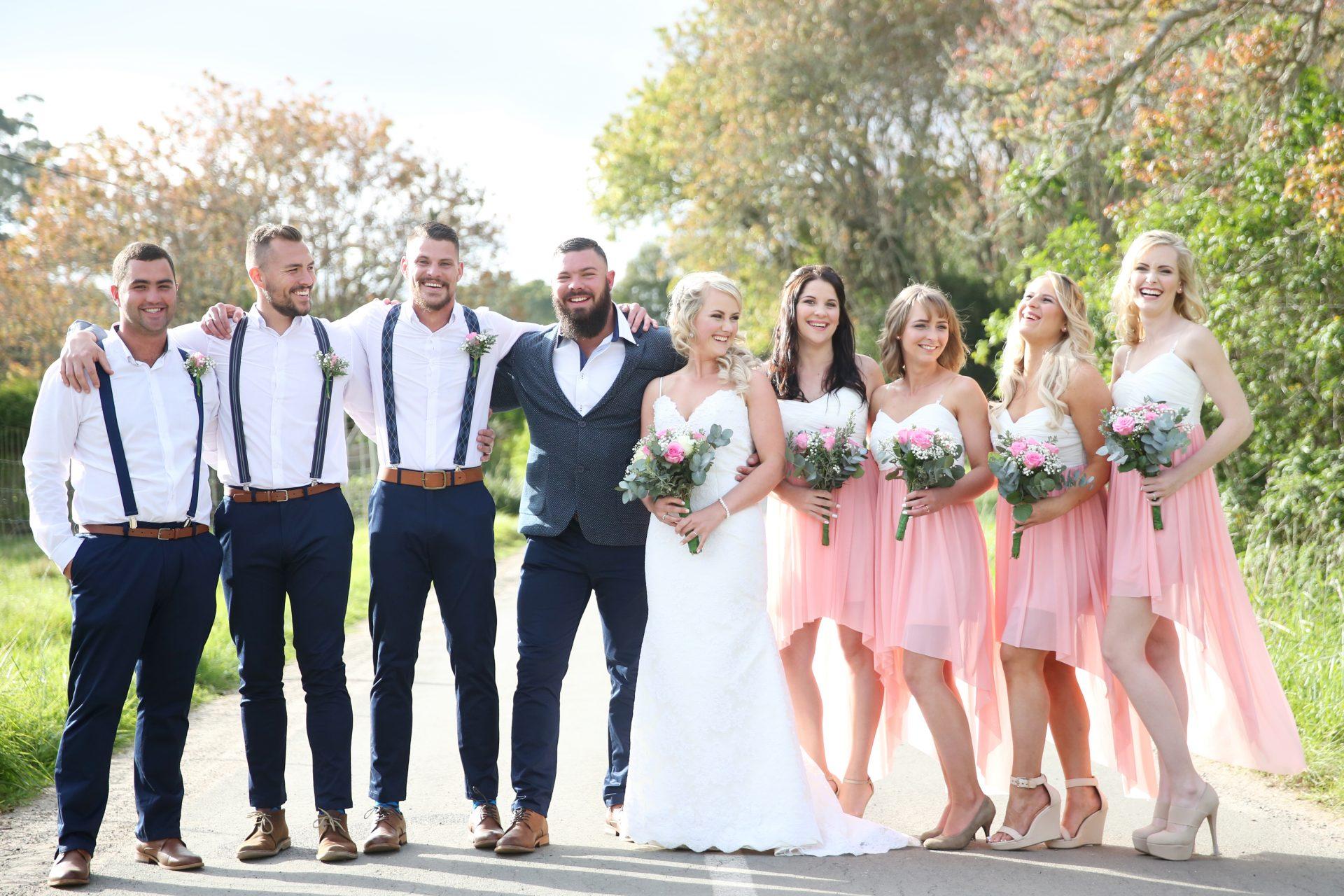 Wedding design, wedding planner Plett