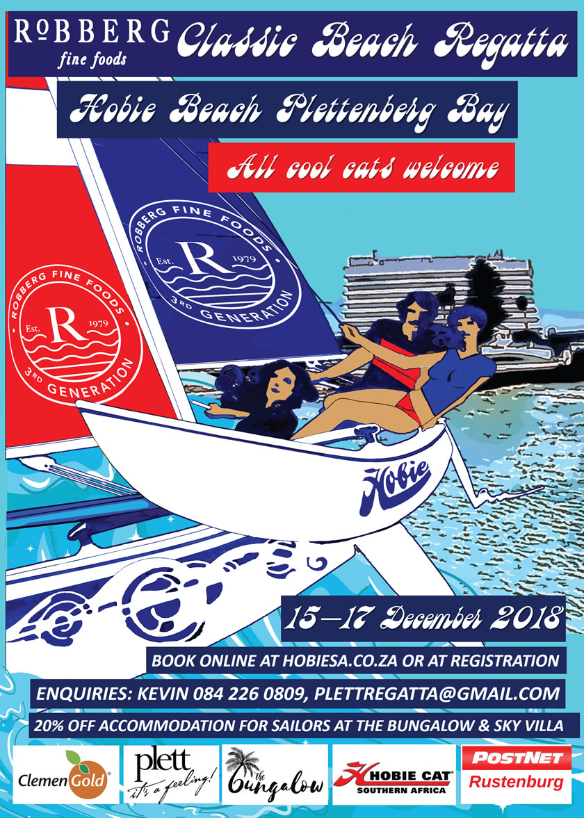 robberg fine foods regatta final poster 2018
